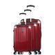 Set de 3 valises rigides EXTENSIBLES