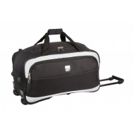 travel bag with wheels 56cm
